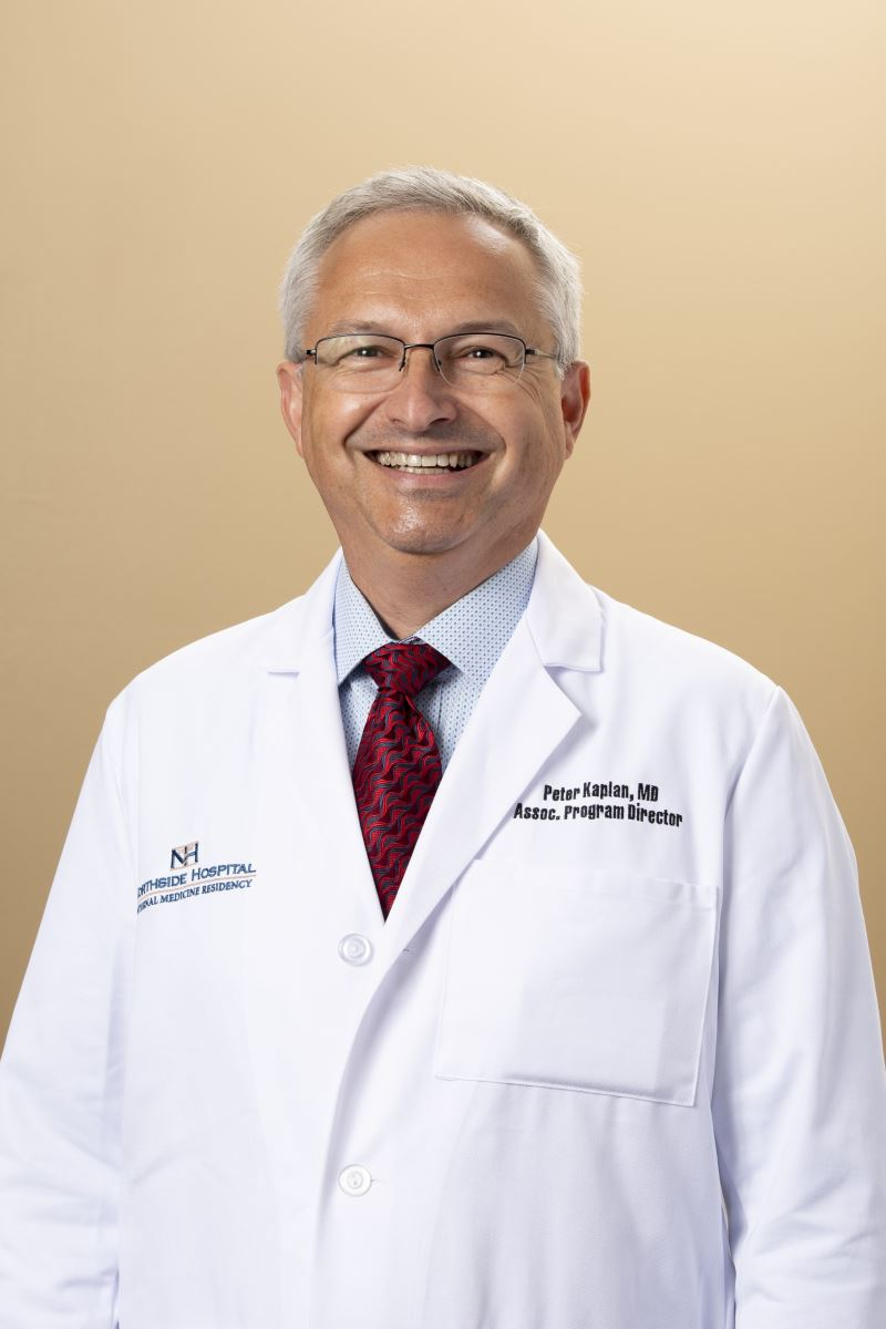 Headshot of Peter Kaplan, MD