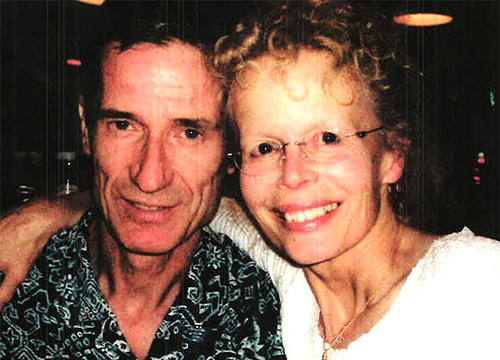 Dr. Harry McCarthy and wife