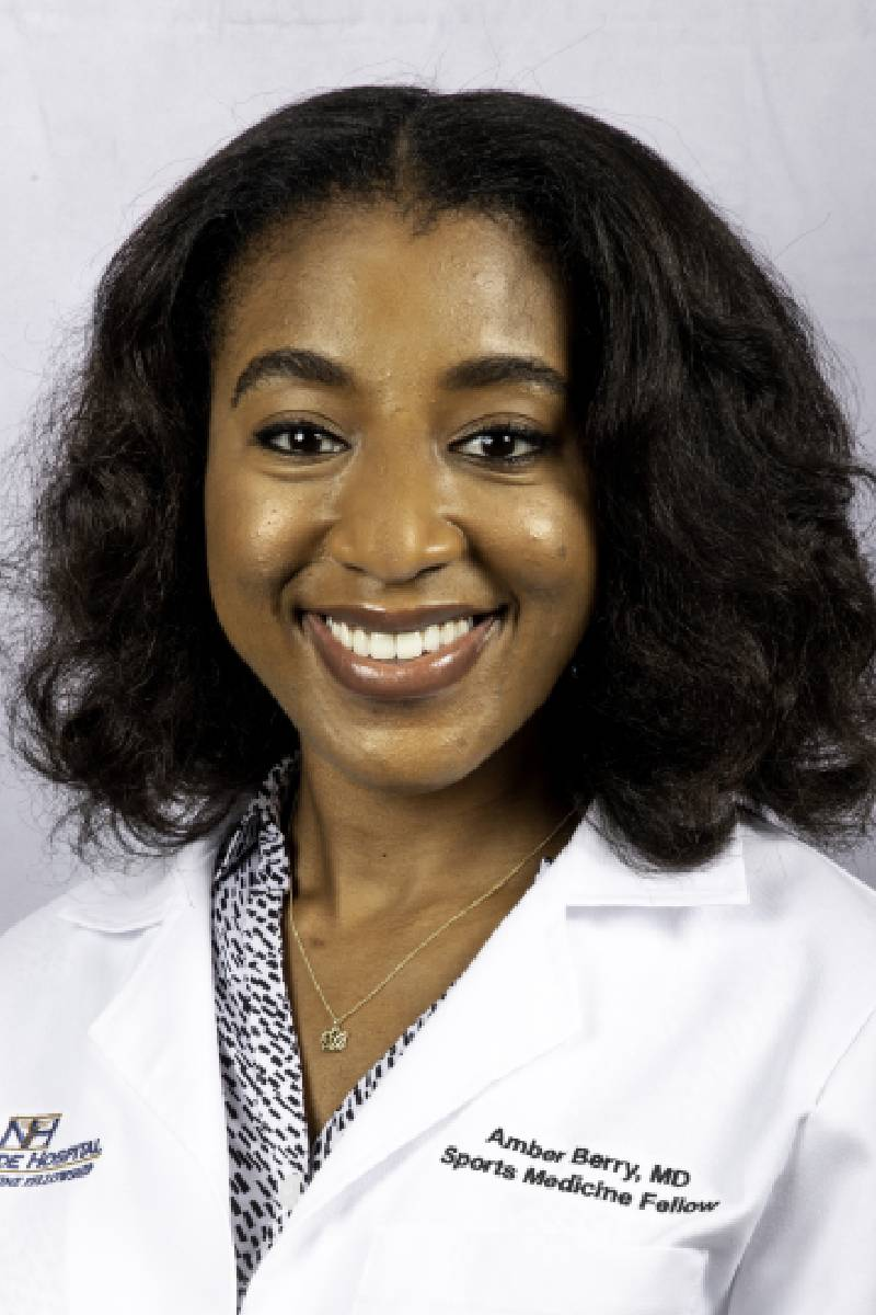 Amber Berry, MD